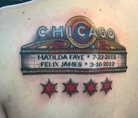 Chicago Tattoo
