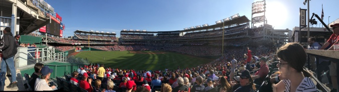 Nats vs. Cardinals.