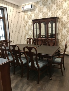 Dining room/ Esszimmer