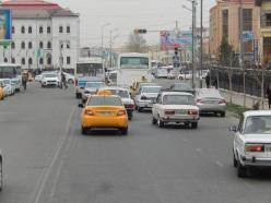 Samarkand Traffic