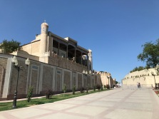 Samarkand, Karimov Mausoleum
